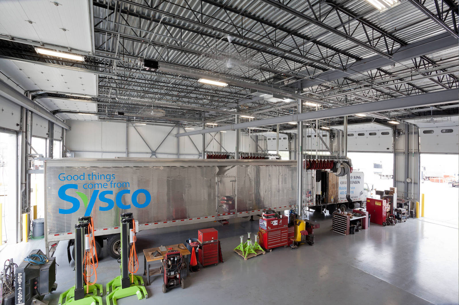 Lincoln Poultry A Sysco Company Big D Construction