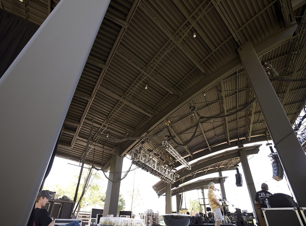Red Butte Garden Amphitheater | Big-D Construction