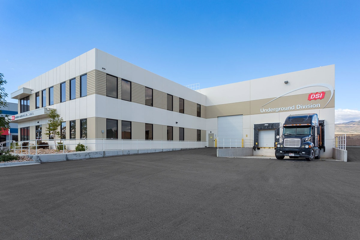 Larry H Miller Bountiful >> DSI Warehouse | Big-D Construction
