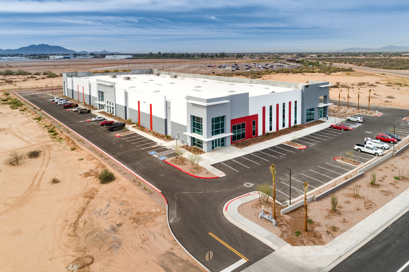 Eurocontempo Cabinetry Manufacturing Facility Big D Construction