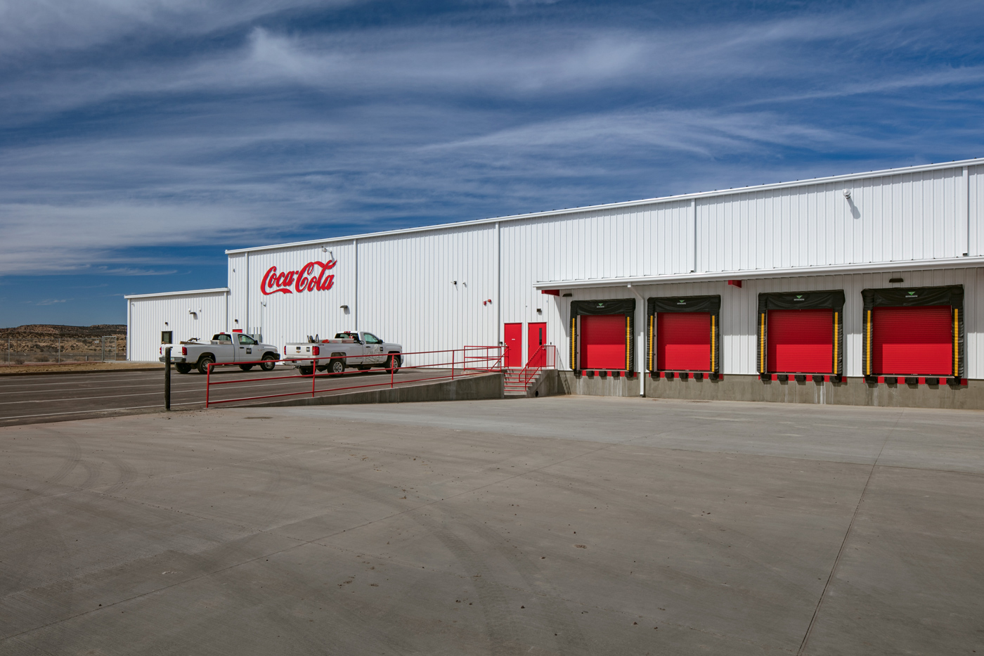Durango Coca Cola Office Amp Warehouse Big D Construction